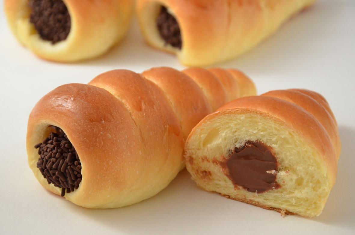 カロリー チョココロネ